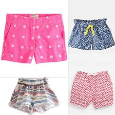 Cool Shorts For Little Girls