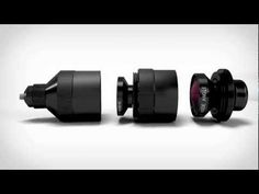iPro Lens System for iPhone 4/4S