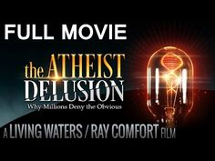 Having to prove the existence of God to an atheist is like having to prove the existence of the sun, at noon on a clear day. Yet millions are embracing the f. Christian Videos, Christian Movies, Christian Faith, On A Clear Day, Living Water, Atheism, Christianity, Told You So, Bible