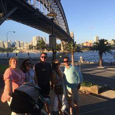 Family #sydneyharbourbridge #sydney #2016 #family  by s_quail http://ift.tt/1NRMbNv