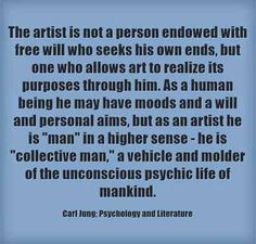 Jung's persepective on insight and/or inspiration gained 'from above' or from 'somewhere other than self' during awakening process