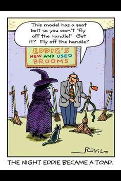 Need an upgrade on my broom!