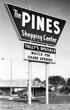 The Pines Decatur Illinois  Remember Tollys and the homemade cookie machine?