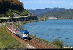 RailPictures.Net Photo: 380.004 Ceske Drahy 380 SKODA at Zilina, Slovakia by Juraj Streber - www.jstrains.sk