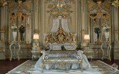Merveilleux Royal Bedroom, Gold Bedroom, Dream Bedroom, Luxurious Bedrooms, Luxury Bedroom  Sets,