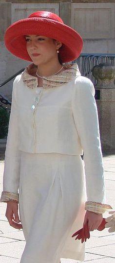 Alexandra van Luxemburg in 2008