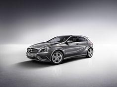 Mercedes-Benz A-Class, Hatchback