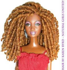 Dreadlocks Doll