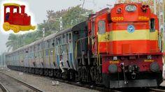 Chugga Chugga Choo Choo Trains For Children / Steam Trains / Electric Trains by JeannetChannel