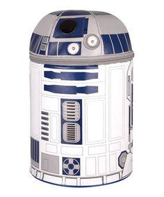Star Wars R2-D2 Light Up Lunch Box