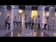 Super Junior-M_SWING_Music Video (CHN ver.). Best song evarrrr. My kpop roots are coming back to me...I'm finally feeling the original SJ vibes again...
