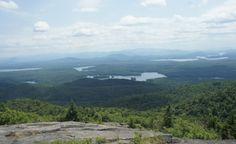 Hiking St. Regis Mountain   Lake Placid, NY - Adirondacks