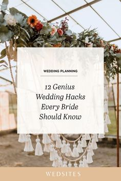 From automating your RSVPs and breaking in your heels to keeping your hair and makeup on point, keep reading for 12 wedding hacks we think every bride needs to know. Wedding Hacks, Wedding Trends, Wedding Tips, Fall Wedding, Diy Wedding, Wedding Blog, Dream Wedding, Cheap Wedding Cakes, Wedding Checklists