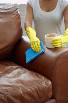 Sleeper Sofas  Brilliant Ways to Clean with Coconut Oil Furniture CleaningFurniture CareLeather