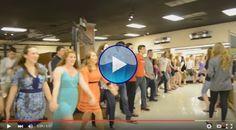 Flashmob-videos: Flashmob - Belmont University Disney