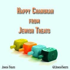 Happy from Treats! Hanukkah, Treats, Happy, Holiday, Sweet Like Candy, Goodies, Vacations, Ser Feliz, Holidays