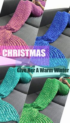 Christmas-Give Her A Warm Winter