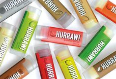 Hurraw Balm, you'll love it!   The finest all natural, vegan, raw balm on the market!!