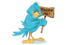 Don't follow, just buy and be followed! Buy Twitter followers without following.