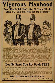 100% True Antique 1913 Magazine Ad Weak Kidneys Medicine Medical Advertisment Advertising-print 1910-19