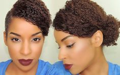 Beauty By Lee: How To | Style an Old Wash N Go with Camille Rose Naturals Fresh Curl | Review