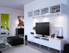 Get Organized For The New Year #10 Ikea Besta Wall Unit Ideas ...