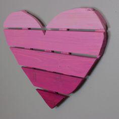DIY Ombre Heart Pallet thumbnail