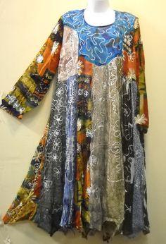 patchwork sacred threads