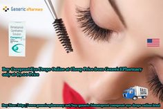 #Careprost #eye_drops (eyelash growth treatment) has been proved medically to treat patients with open-angle #glaucoma and help in #eyelash_growth beautifully. Women can buy Careprost Online in #USA #UK at #Cheap_Price from #GenericEPharmacy, only at $9.00 price.   Buy Now: http://www.genericepharmacy.net/buy-generic-bimatoprost-careprost-eye-drops-online.html