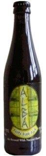 Cerveja Alba Scots Pine Ale, estilo Scottish, produzida por Williams Bros Brewing Co., Escócia. 7.5% ABV de álcool.