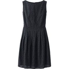 WOMEN EMBROIDERY SLEEVELESS DRESS