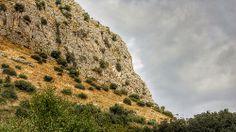 Falesia Olimpo Parco Nazionale del Gargano Puglia, Italy