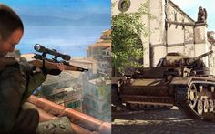 Sniper Elite 4 Will Take Place During World War 2 And Feature 1080p Graphics on PS4 & Xbox One #gaming