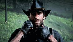 red right hand Wild West Games, Red Dead Redemption 1, John Marston, Red Right Hand, Read Dead, Rdr 2, Dead Memes, Clint Eastwood, Skyrim
