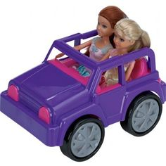 American Plastic Toys Fashion Doll SUV (case pack of Years - Accessories - Assembled - Pink/Purple - Vehicles - Girls) Cool Toys For Boys, Best Kids Toys, Toddler Toys, Baby Toys, Reborn Toddler, Toddler Girl, Musik Player, Best Gifts For Tweens, Newborns