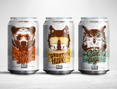 RuTT Beer Brewery on Packaging of the World - Creative Package Design Gallery