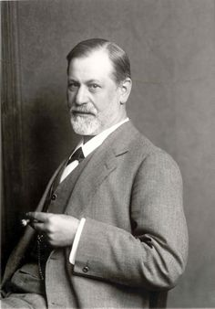 Sigmund Freud came through Ellis Island in 1909 from Germany. He was invited to speak at Clark University.