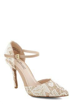Sweetness and Sparkle Heel, #ModCloth
