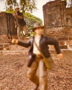 """PART 22. """"It is stuck! Come here! That's it,"""" said Indiana Jones and pulled the shield from the wall. I heard a weird click. """"Hey, Indy, did you hear it? I think we should… Read the full story on my Instagram😉 To be continued... . . . #actionfigure #actionfigures #toys #figures #figuretoy #figurine #toysphoto  #actionfigurephoto #actionfigurephotography #actionfigurephotos #diorama #indianajones #advanture #trip #ayutthaya #ayutthayathailand #ayutthayatemple Ayutthaya Thailand, Figure Photography, Hot Wheels Cars, Indiana Jones, Chinese Bar, Action Figures, Couple Photos, Diorama, Photo S"""