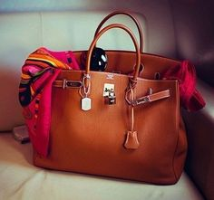 I would love to have a Birkin Bag!