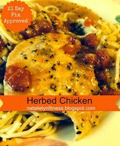 Natalie Lyn: Herbed Chicken