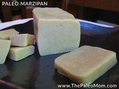 This paleo version of Marzipan borrows from the traditional French variation. The only special tool you really need is a candy thermometer.