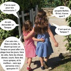 Bienvenue dans le petit monde de nos petites têtes blondes. ( témoignage d'un micro caché. ) Minions, Pocket Princesses, Lol, How To Speak French, Love You All, Best Memes, Funny Jokes, Funny Pictures, This Or That Questions