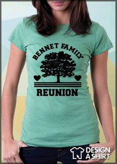 116 Best Family Reunion Shirts Images On Pinterest Family Reunion