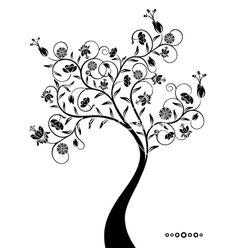 Tree shape of trunk