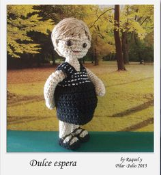 #amigurumi #mother