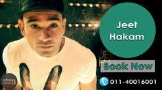 Book Jeet Hakam From Artistebooking.com. #artistebooking #Jeethakam #Singer. For More Details Visit : artistebooking.com Or Call : 011-40016001