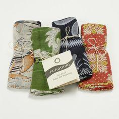 Reusable Sari Gift Wrap