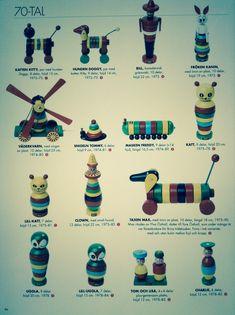 Brio design jaren 70 Antique Toys, Vintage Toys, Brio Toys, Stacking Toys, Wood Carving, Wooden Toys, Toy Chest, Einstein, Games