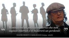Gianroberto Casaleggio, il suo pensiero in 10 citazioni